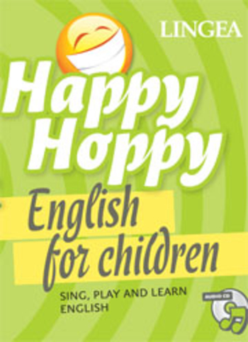 Happy Hoppy English for children - Play and learn English