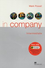In Company (A2-C1) Interm Student's Book +CD-Rom