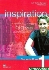 Inspiration (A1-B1) 1 Student´s Book