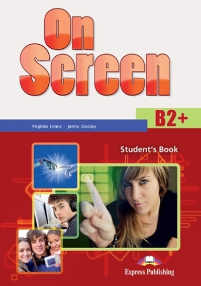 On Screen B2+ - Student´s Book