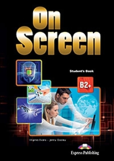 On Screen B2+ - Student´s Book (Black edition)