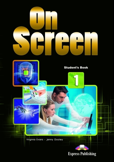 On Screen 1 - Student´s Book (Black edition)