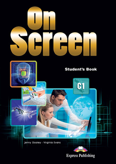 On Screen C1 - Student´s Book (Black edition)