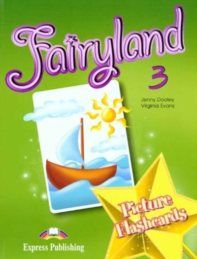 Fairyland 3 - picture flashcards
