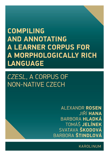 Compiling and annotating a learner corpus fora morphologically rich language