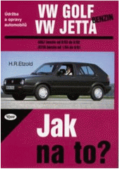VW GOLF II - JETTA benzin (55 - 160 PS) 9/83 - 6/92 Č.05
