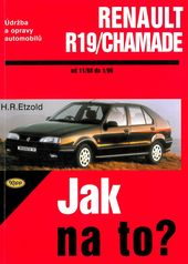 RENAULT 19/CHAMADE (58 - 135 PS a diesel) od 11/88-1/96 Č.09