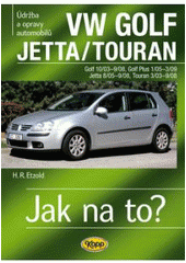 VW GOLF V - GOLF PLUS-JETTA-TOURAN 2003-2008 Jak na to? č.111