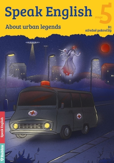 Speak English 5 - About urban legends