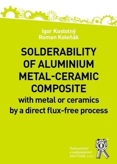 Solderability of aluminium metal-ceramic composite
