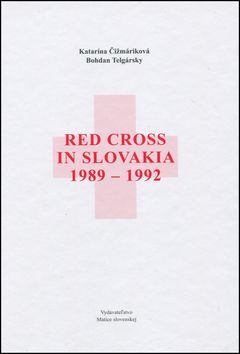 Red Cross in the Slovakia 1989 - 1992