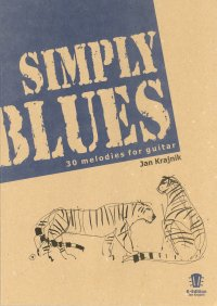 Simply blues kniha